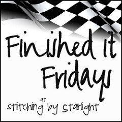 Finished it Fridays!