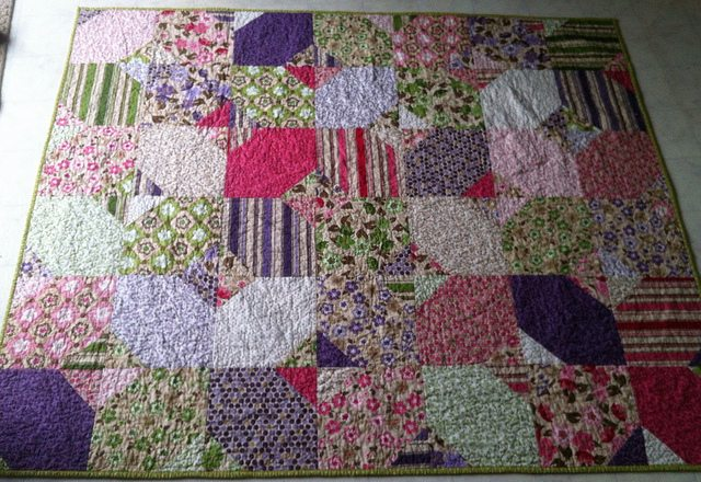 another scan quilt