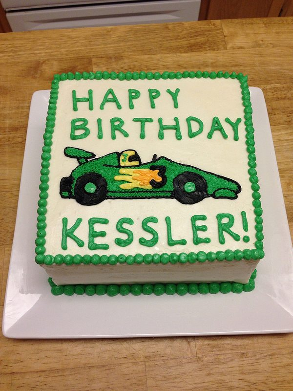 birthday cake for kess.