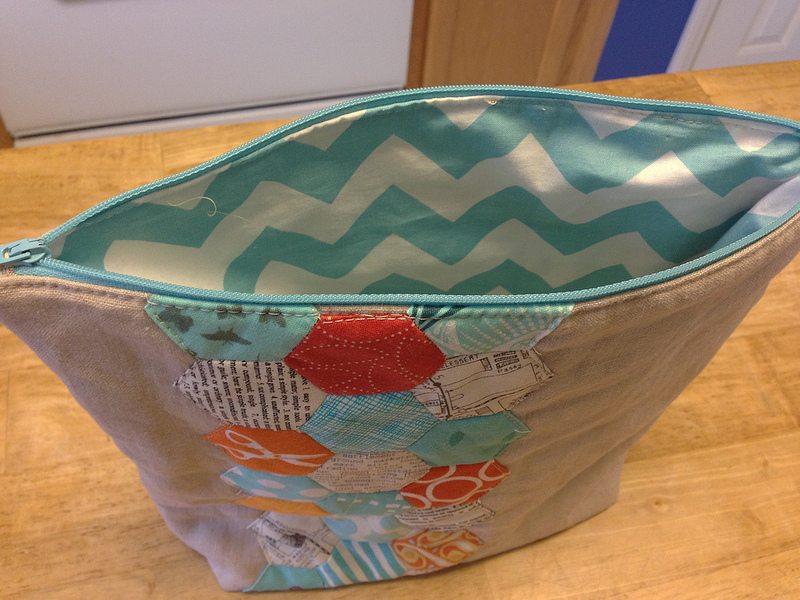 zipper pouch for tmqg swap...